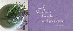 Lavender Gift Certificate